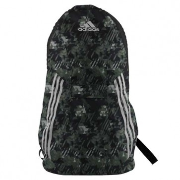 Zaino Training Backpack Zipper Adidas Camo Silver 59x32x22