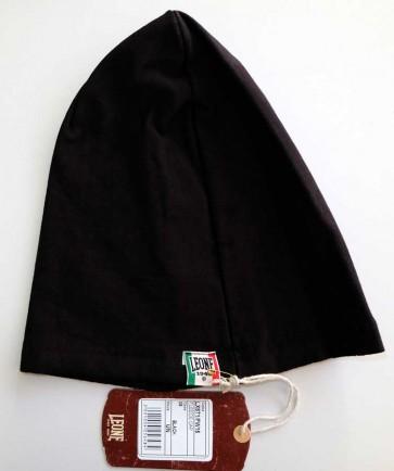 Berretto in lana Leone Black LX781