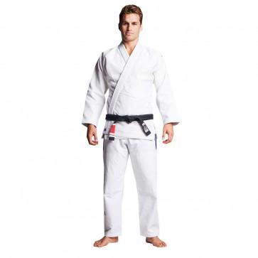 BJJ Gi Adidas JJ601 Champion bianco