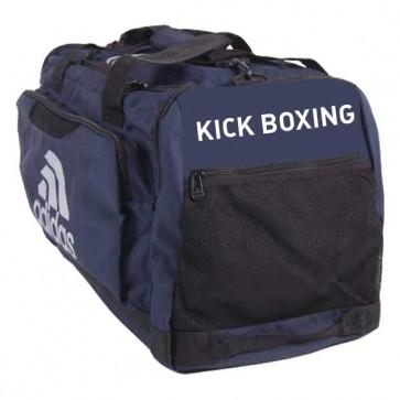 Borsone Team Bag Kick Boxing Adidas Blu 60x30x40 cm