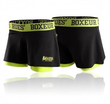 Pantaloncini Boxeur Des Rues FantasY BXT-1508 Nero