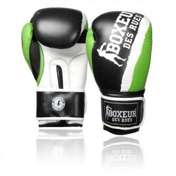 Guantoni Boxeur Des Rues Match BXT-5125 Verde
