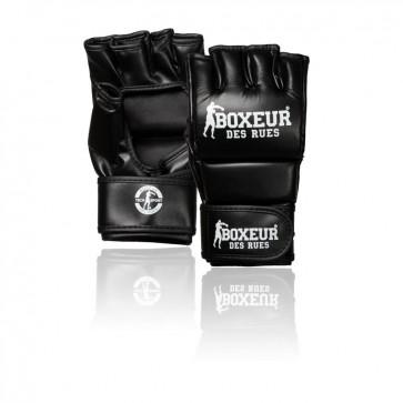 Guanti da MMA Boxeur Des Rues Classic BXT-5137 Nero