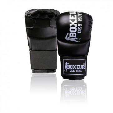 Guanti da Karate e Fit Boxe Boxeur Des Rues BXT-5141 Nero