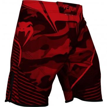 Pantaloncini da MMA Venum Camo Hero Rosso