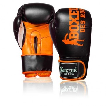 Guantoni 10 Oz Boxeur Des Rues Fluo Arancio