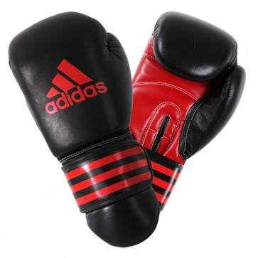 Guantoni 10 Oz in Pelle Adidas KPower 300 Professional Nero