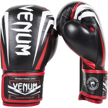 Guantoni 10 Oz Venum Sharp Black-Ice-Red