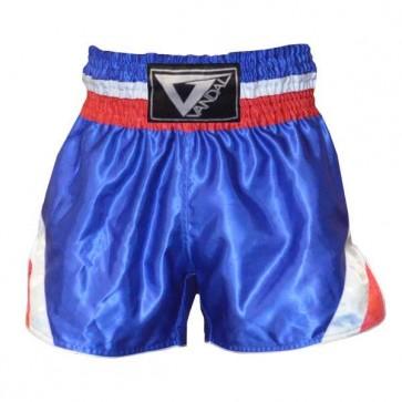 Pantaloncini da Muay Thai e Kick Boxing Vandal Thailand Blu