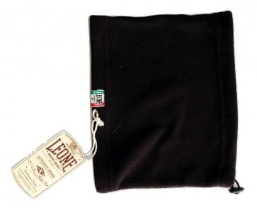 Scaldacollo in lana Leone Black LX879