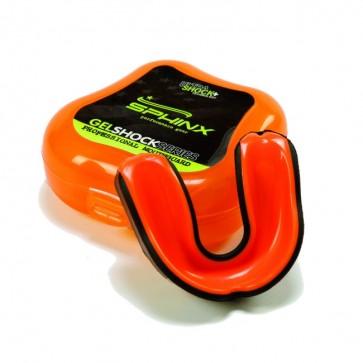 Paradenti Gel Shock IV- SPHINX - Arancio