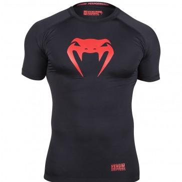 T-shirt a Compressione Venum Contender Red Devil