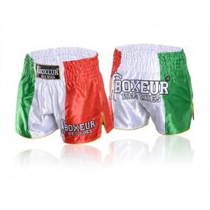 Pantaloncini da Kick e Thai Boxeur Des Rues Italy BX-1090K