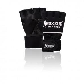 Sottoguanti e guanti da Fit Boxe Boxeur Des Rues BXT-5142 Nero