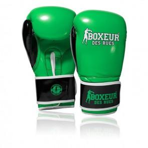 Guantoni Boxeur Des Rues Fluo BXT-5180 Verde