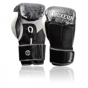 Guantoni Boxeur Des Rues Cross BXT-5184 Nero