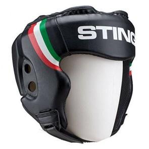 Casco Boxe Sting FPI Training Nero