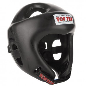 Casco Competition Fight Top Ten - Nero