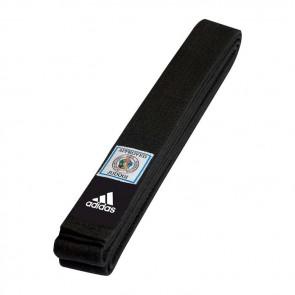 Cintura Nera Adidas Elite IJF