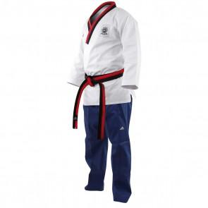 Dobok Adidas Poomsae Junior maschile WTF
