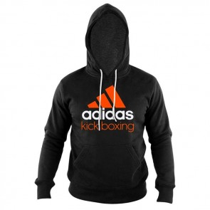Felpa con cappuccio Adidas Community Kick Boxing