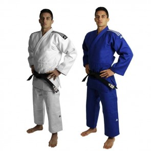 Judogi Adidas J730 Champion II IJF Slimfit