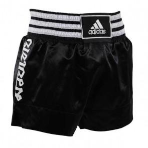 Pantaloncini Adidas Thai Style Nero - Bianco