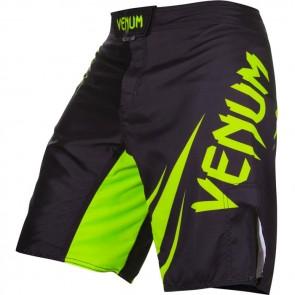 Pantaloncini MMA Venum Challenger Black-Yellow