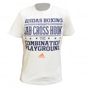 T-shirt Adidas Boxing Graphic Tee