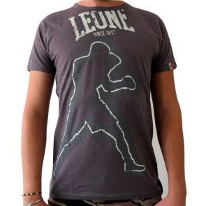 T-Shirt Leone Anthracite LSM778