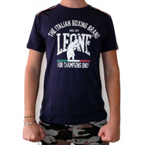 T-Shirt Leone Navy Blue LSM747