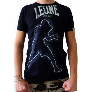 T-Shirt Leone Navy Blue LSM778