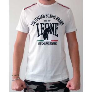 T-Shirt Leone Off White LSM747