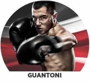 guantoni kick boxing