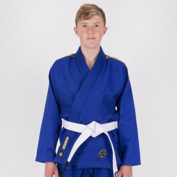 BJJ Gi bambino Tatami Fightwear Nova Absolute Blu