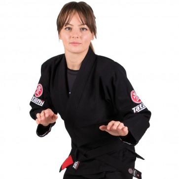 BJJ Gi donna Tatami Fightwear Nova Minimo 2.0 nero