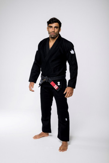 BJJ Gi Kingz The One nero
