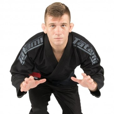 BJJ Gi Tatami Comp Srs Lightweight 2.0 nero