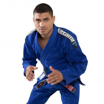 BJJ Gi Tatami Fightwear Elements Ultralite blu