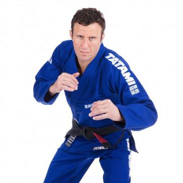 BJJ Gi Tatami Fightwear Essential Blu