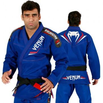 BJJ Gi Venum Elite Royal Red - Kimono per Brazilian Jiu Jitsu