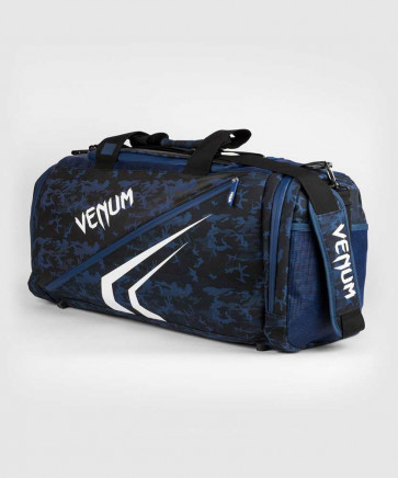 Borsone Venum Trainer Lite Evo Blu-bianco