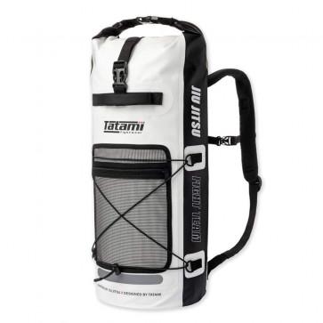 Borzone Tatami Fightwear Dry Tech Bianco-nero
