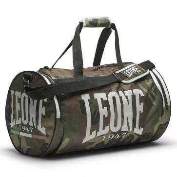 Borsone Camouflage LEONE AC906  Verde
