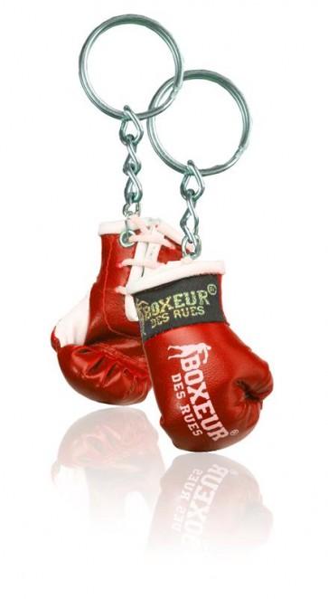 Portachiavi guanto da boxe Boxeur Des Rues BX-GK01A Rosso