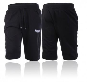 Pantaloncini in felpa Boxeur Des Rues Classic BXT-1338 Nero