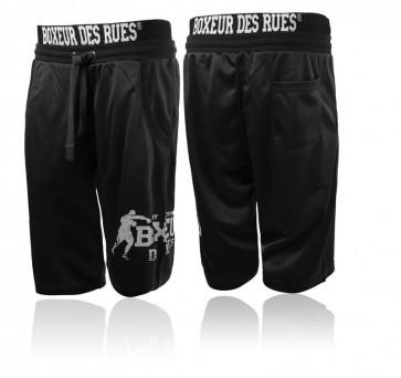 Pantaloncini da allenamento Boxeur Des Rues BXT-1513 Nero