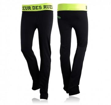Pantaloni da allenamento Boxeur Des Rues BXT-1549 Giallo