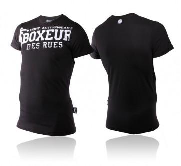 T-shirt Boxeur Des Rues Classic BXT-2486 Nero