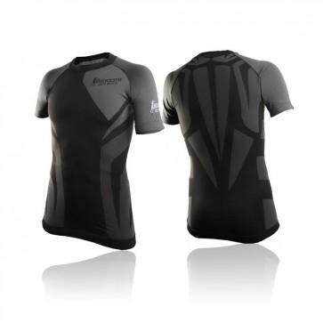 T-shirt a compressione Boxeur Des Rues BXT-2726 Nero